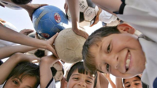 El deporte tiene efectos positivos en niños de edad escolar