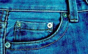 ¿Qué utilidad tiene el bolsillo pequeño de los vaqueros?
