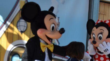 Mickey Mouse cumple 88 años
