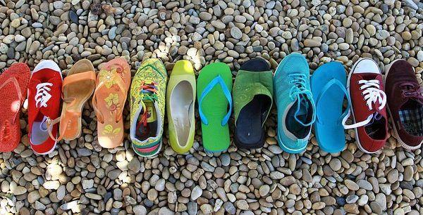 La espalda sufre las consecuencias de usar un calzado inapropiado