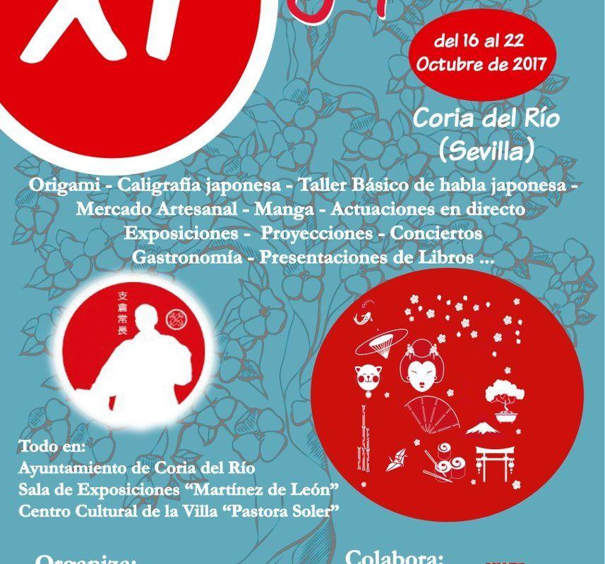 Inaugurada la Semana Cultural Japonesa en Coria del Río