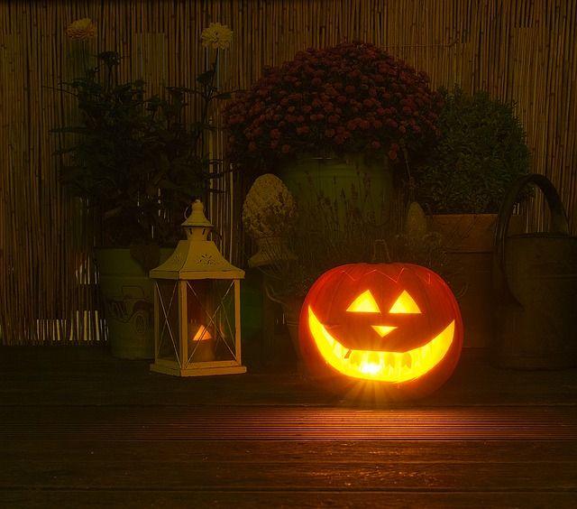 ¿Qué simboliza la calabaza de Halloween?