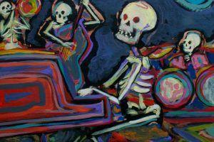 Madrid y México se unen en una exposición colectiva de pintura