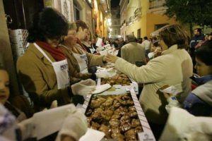 'La pestiñá' se celebra por primera vez con el COAC empezado