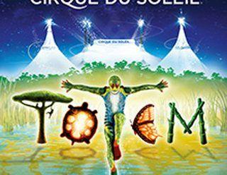 Totem, del Circo del Sol, llega a Sevilla