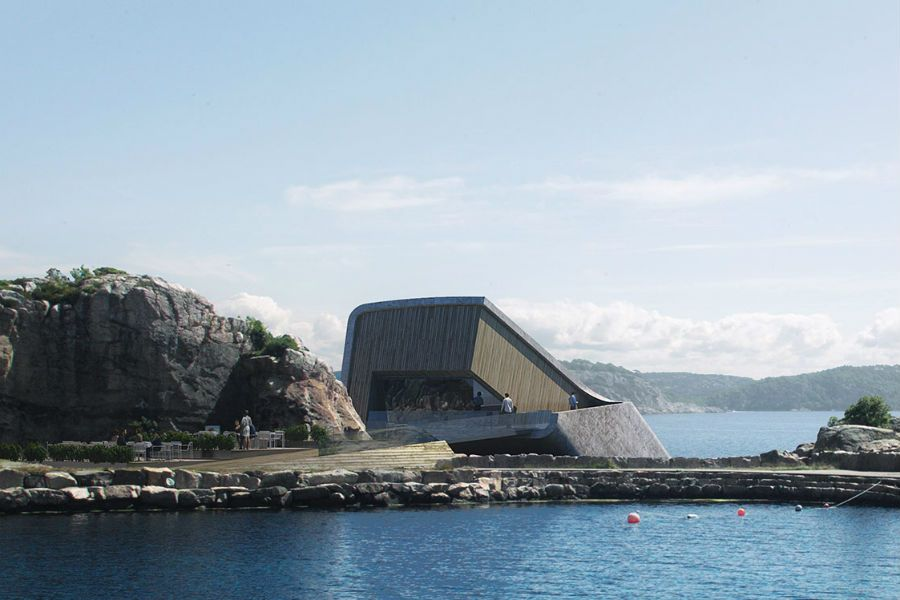 ¿En qué lugar del mundo abrirán un restaurante submarino?
