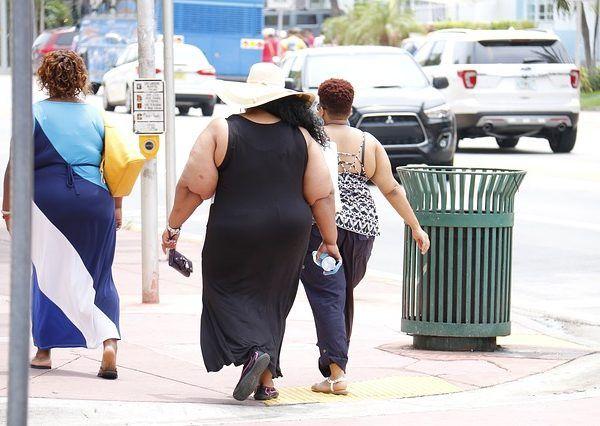 La grasa se acumula más en unas partes del cuerpo que en otras