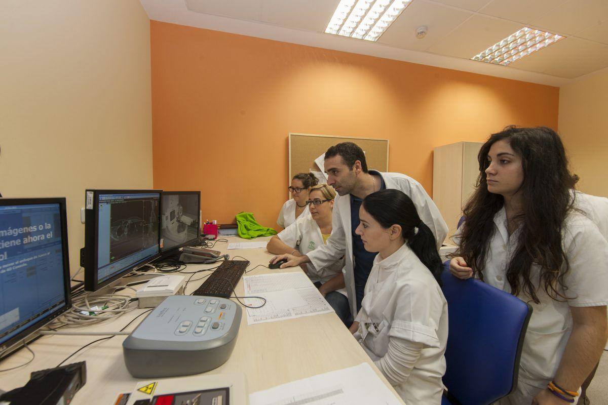 La braquiterapia virtual como vía para pacientes oncológicos no operables