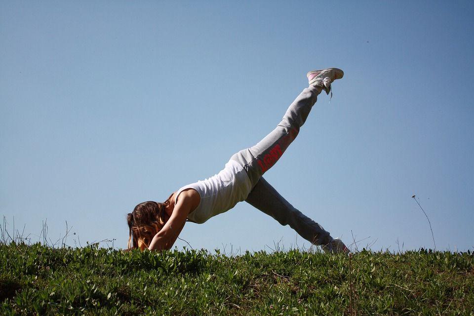 Fortalecer el core es beneficioso para la salud