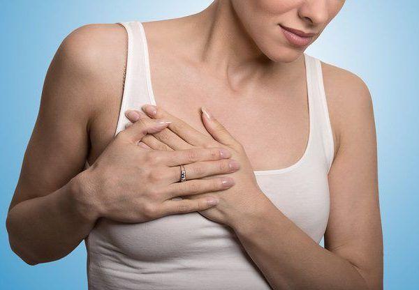 La mastalgia puede evitarse usando un buen sujetador