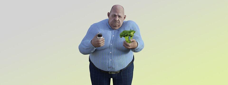 La obesidad está relacionada con la percepción del sabor de los alimentos