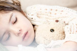 La calidad del sueño puede afectar al peso en la infancia