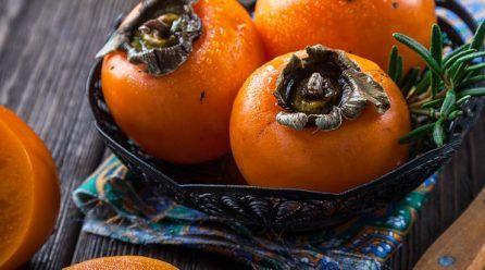 Caqui: fruta otoñal con muchos beneficios para la salud