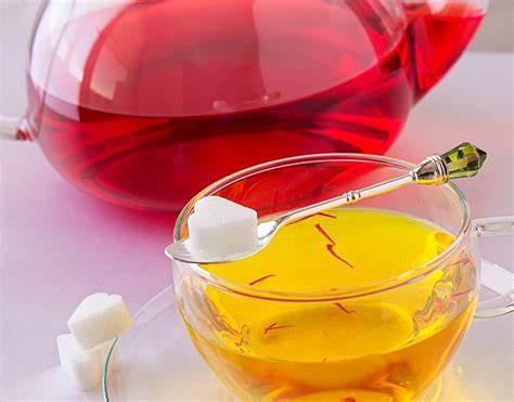 ¿Qué es el té de azafrán y qué beneficios tiene para la salud?