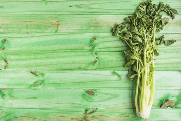 Apio: una hortaliza con muchas posibilidades diferentes de consumo