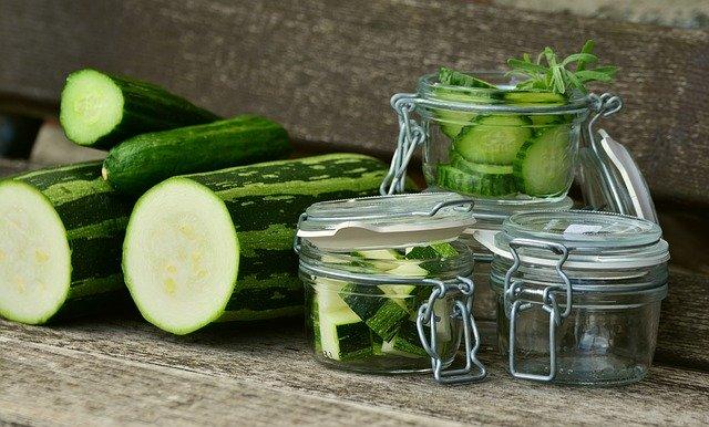 Calabacín, alimento fresco y fácilmente combinable en la cocina